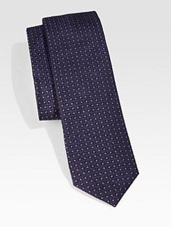 Hugo - Diamond Silk Tie