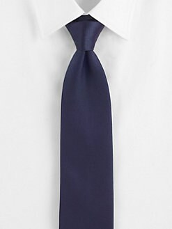 BOSS Black - Textured Silk Tie