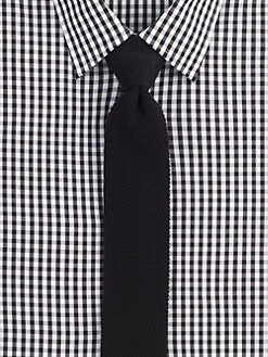BOSS Black - Silk Knit Tie