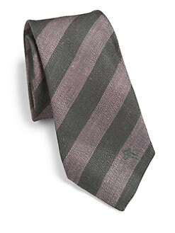 Burberry London - Striped Tie