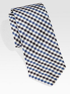 Polo Ralph Lauren - Gingham Silk Tie