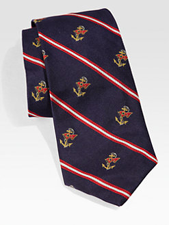 Polo Ralph Lauren - Printed Silk Tie