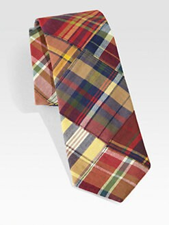 Polo Ralph Lauren - Plaid Silk Tie