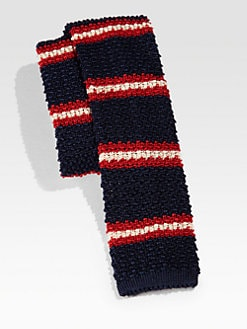 Polo Ralph Lauren - Striped Silk Tie