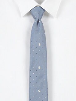 Paul Smith - Patterned Silk Tie