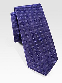 BOSS Black - Micro Dotted Tie
