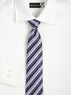 Brioni - Multistriped Silk Tie