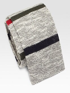 Grungy Gentleman x Eton - Cotton Knit Tie