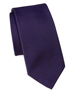 Brioni - Neat Silk Tie