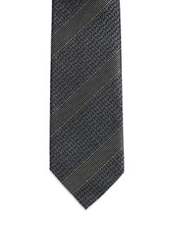 Gucci - Sarika All Over GG Tie