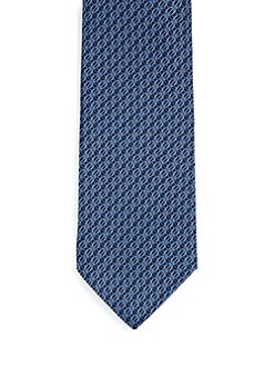 Gucci - Printed Silk Tie