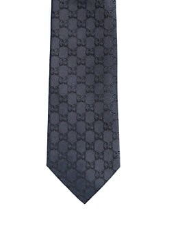 Gucci - Aladin Silk Tie