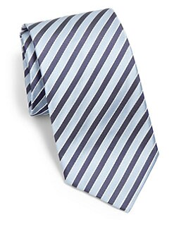 BOSS Black - Wide Striped Tie
