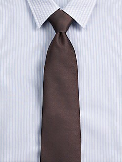 Burberry London - Logo Silk Tie