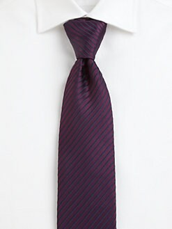 Brioni - Tonal Striped Tie