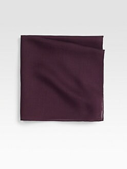 BOSS Black - Solid Pocket Square