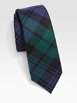 Paul Smith - Patterned Wool Tie