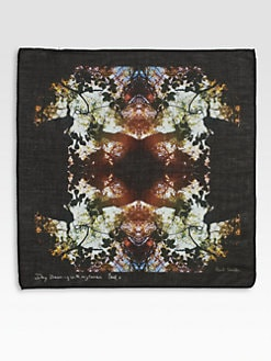 Paul Smith - Photographic Cotton Handkerchief