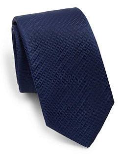 Eton of Sweden - Textured Solid Tie