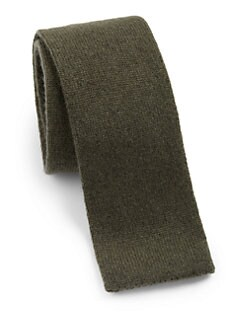 Eton of Sweden - Solid Knit Tie