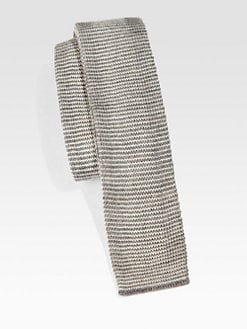 Hugo - Woven Striped Tie