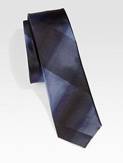 Hugo - Large Plaid Tie