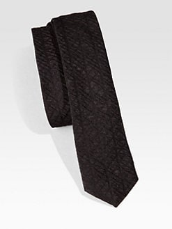 Hugo - Solid Silk Tie