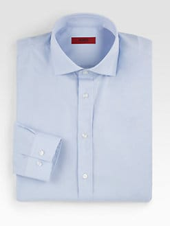 Hugo - Solid Dress Shirt