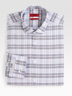 Hugo - Checked Dress Shirt