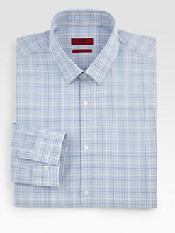 Hugo - Mini Check Dress Shirt
