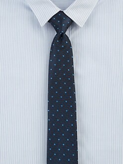 Hugo - Dot Silk Tie