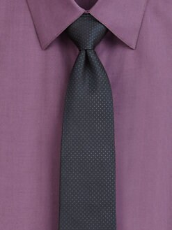 Theory - Crompton Roadster Silk Tie