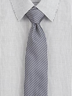 Theory - Swaffham Roadster Silk Tie