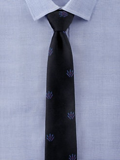 Rag & Bone - Allover Dagger Silk Tie