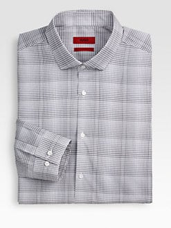 Hugo - Check Dress Shirt