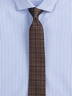 Hugo - Check Print Tie