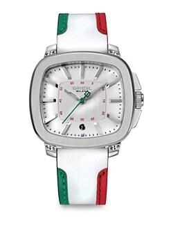 Breil - Three-Hand Stainless Steel Watch <br>