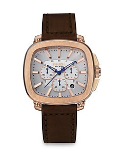Breil - Rose Gold Chronograph Watch