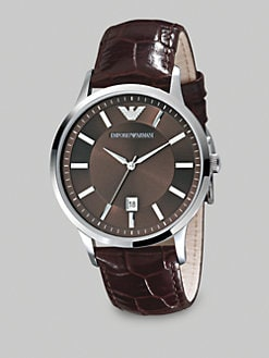 Emporio Armani - Slim Stainless Steel Watch