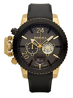 Brera Orologi - Militare Stainless Steel Chronograph Watch