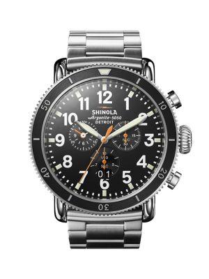 SHINOLA   Runwell Sport Chronograph Watch   Goxip