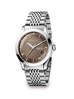 Gucci - Stainless Steel Watch
