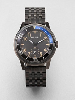 Breil - Stainless Steel/Glass Watch