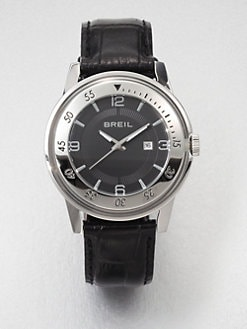 Breil - Leather Orchestra Watch