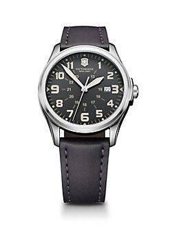 Victorinox Swiss Army - Infantry Vintage Stainless Steel Watch