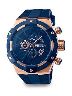Brera Orologi - Supersportivo Stainless Steel Watch