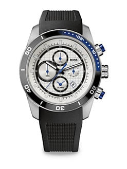 BOSS Black - Stainless Steel Chronograph Watch