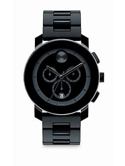 Movado - Bold Chronograph Watch/Bracelet