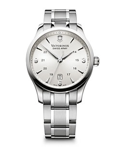 Victorinox Swiss Army - Alliance Stainless Steel Watch