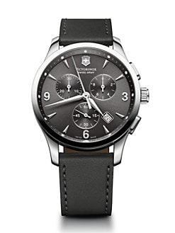 Victorinox Swiss Army - Alliance Chronograph Watch